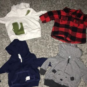 Carter's Jackets